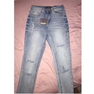 Brand new Miss guided skinny jeans